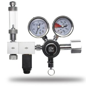 CO2art pro-elite dual stage regulator