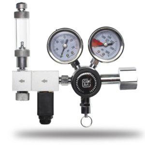 CO2art pro-elite dual stage regulator