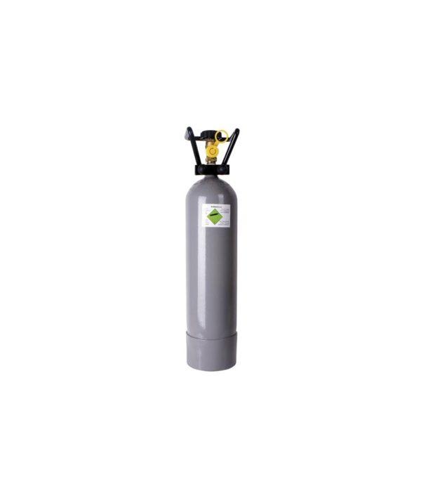 2 kg CO2 fles hervulbaar