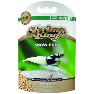 Dennerle Shrimp King Snow Pops